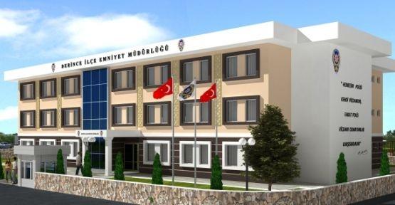 Kocaeli Yeni Emniyet Müdürlüğü Binası inşaat ihalesi bugün!