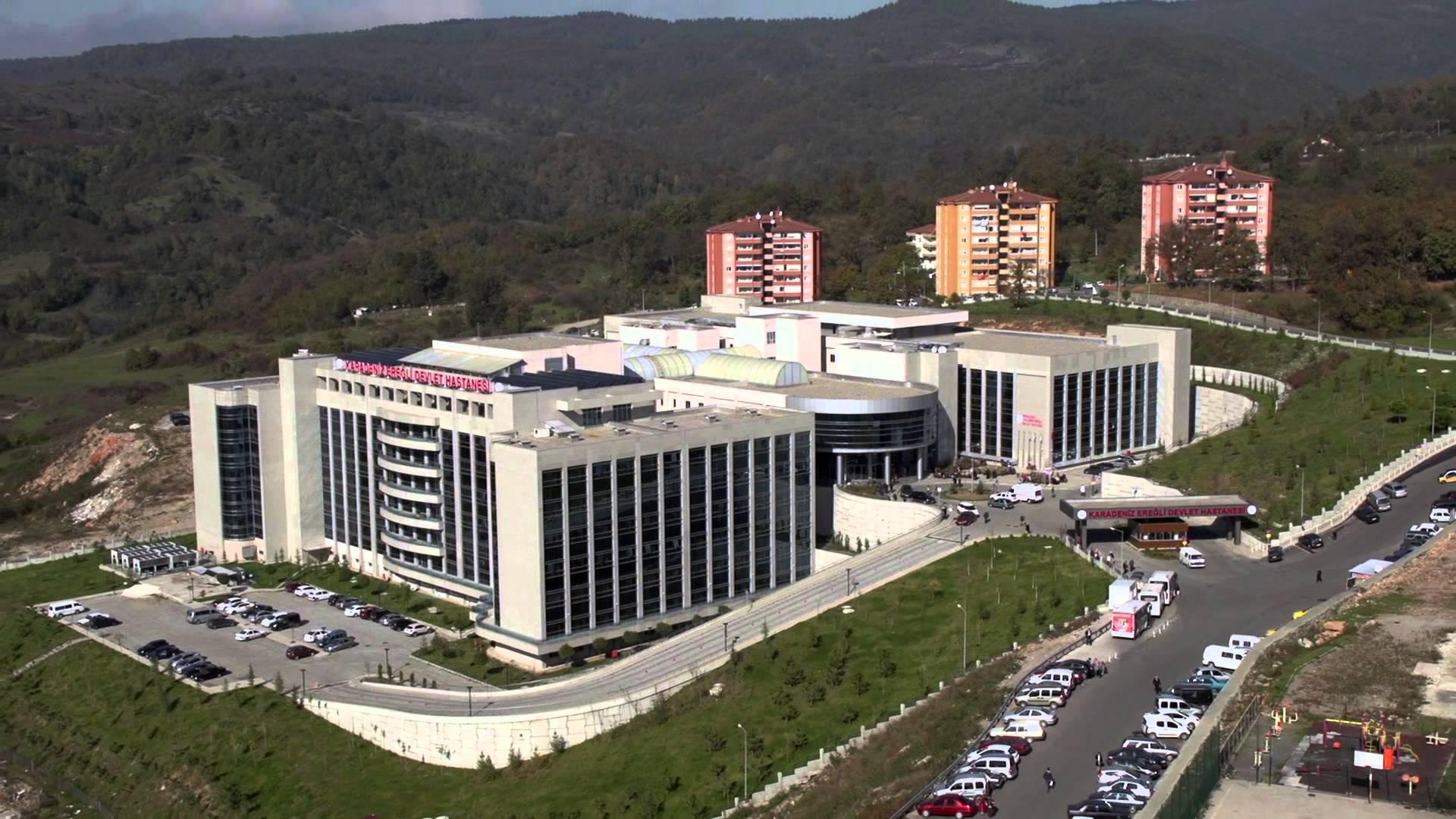 Konya Ereğli Devlet Hastanesi'nde sona doğru!