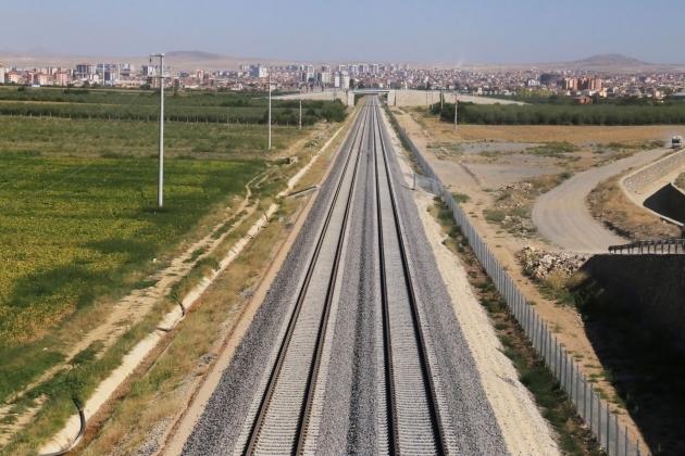 Konya-Karaman Hızlı Tren Hattı'nda sona doğru!