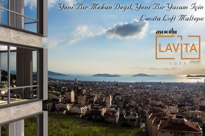Lavita Loft'ta fiyatlar 285 bin TL'den başlıyor!