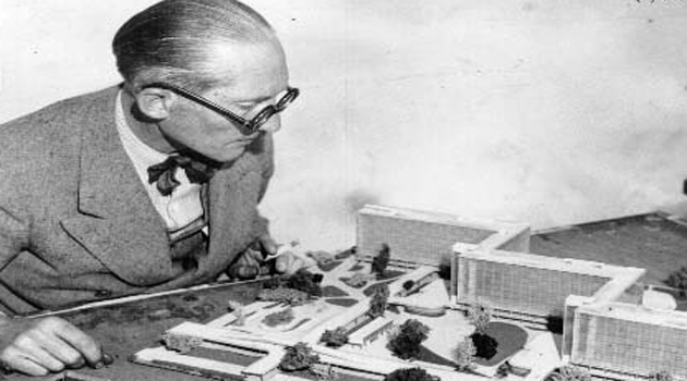 Le Corbusier - Charles-Edouard Jeanneret