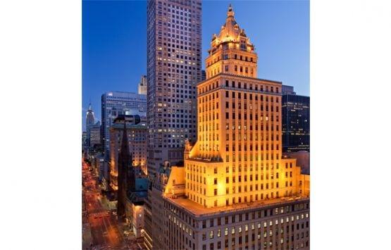 Manhattan'ın tacı The Crown Building'i Ant Yapı dönüştürecek!