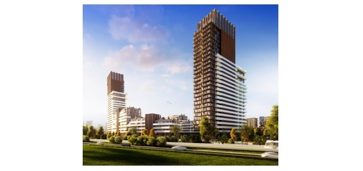 Merosa İnternational Tower Ümraniye 2020'de tamam!