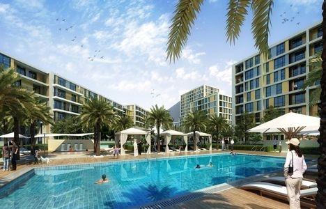 Midtown Selenium by Deyaar projesinde dairelerin yüzde 25'i satıldı!