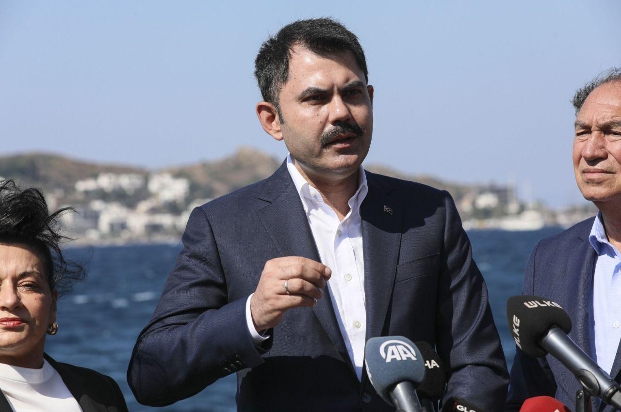 Murat Kurum: 5 yılda 1 milyon 500 bin konut dönüşecek!