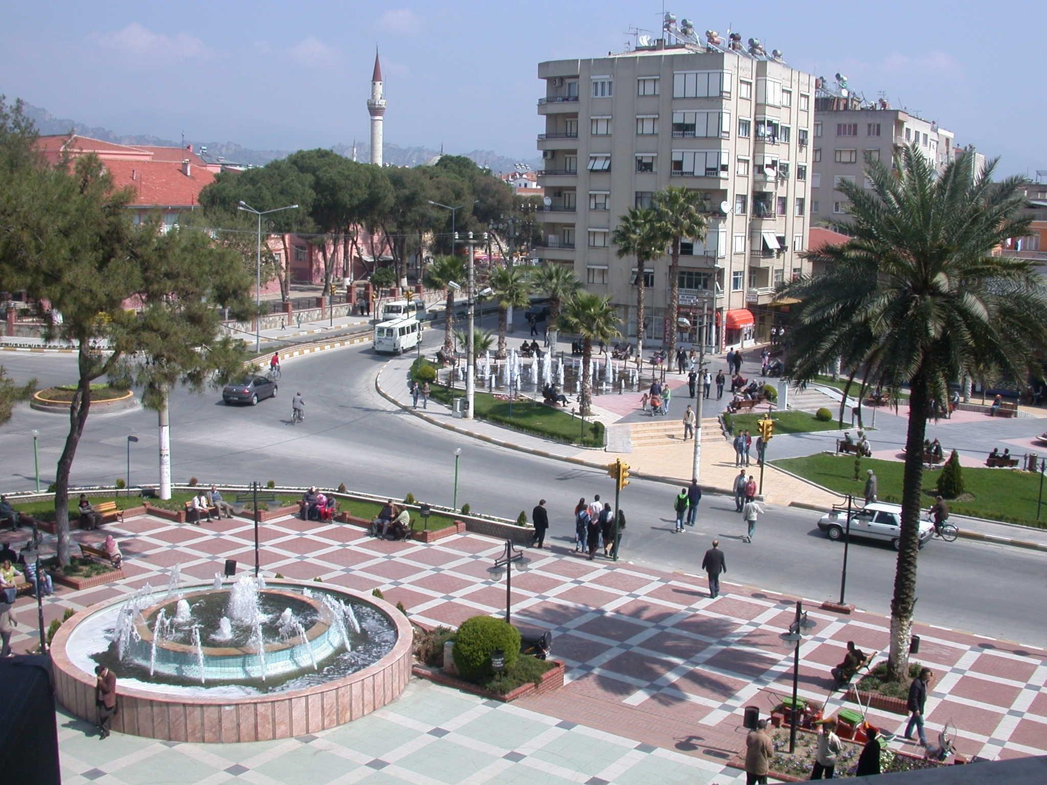 Nazilli'de kentsel dönüşüm devam ediyor!