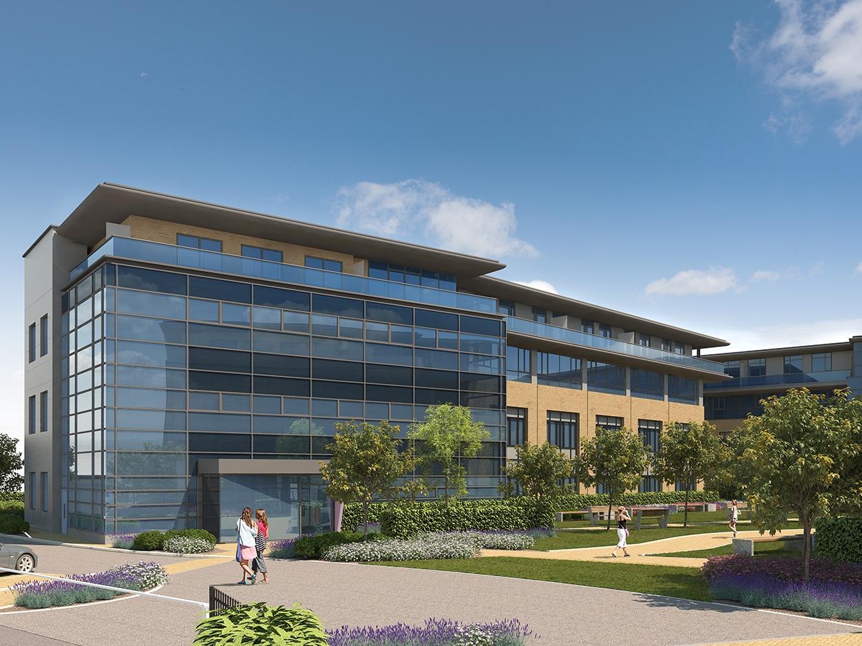 Nef Bracknell'da sınırlı sayıda daireler 199 bin euroya!