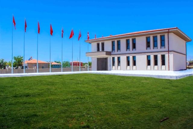 Niğde Ömer Halisdemir Kültür Merkezi 22 Temmuz'da açılıyor!