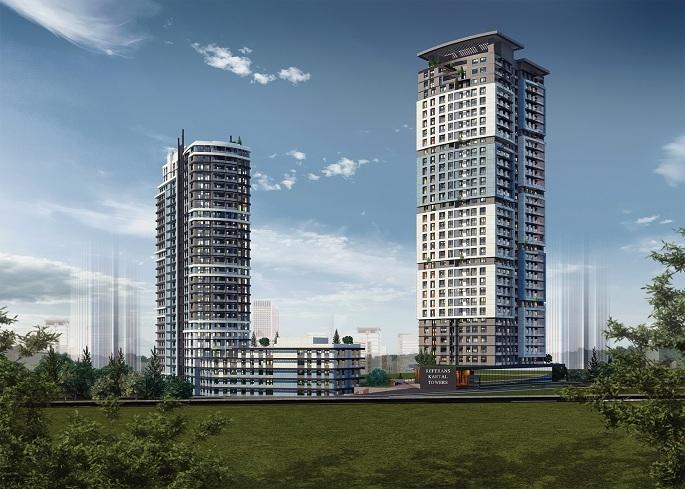 Referans Kartal Towers projesinde fiyatlar güncellendi!