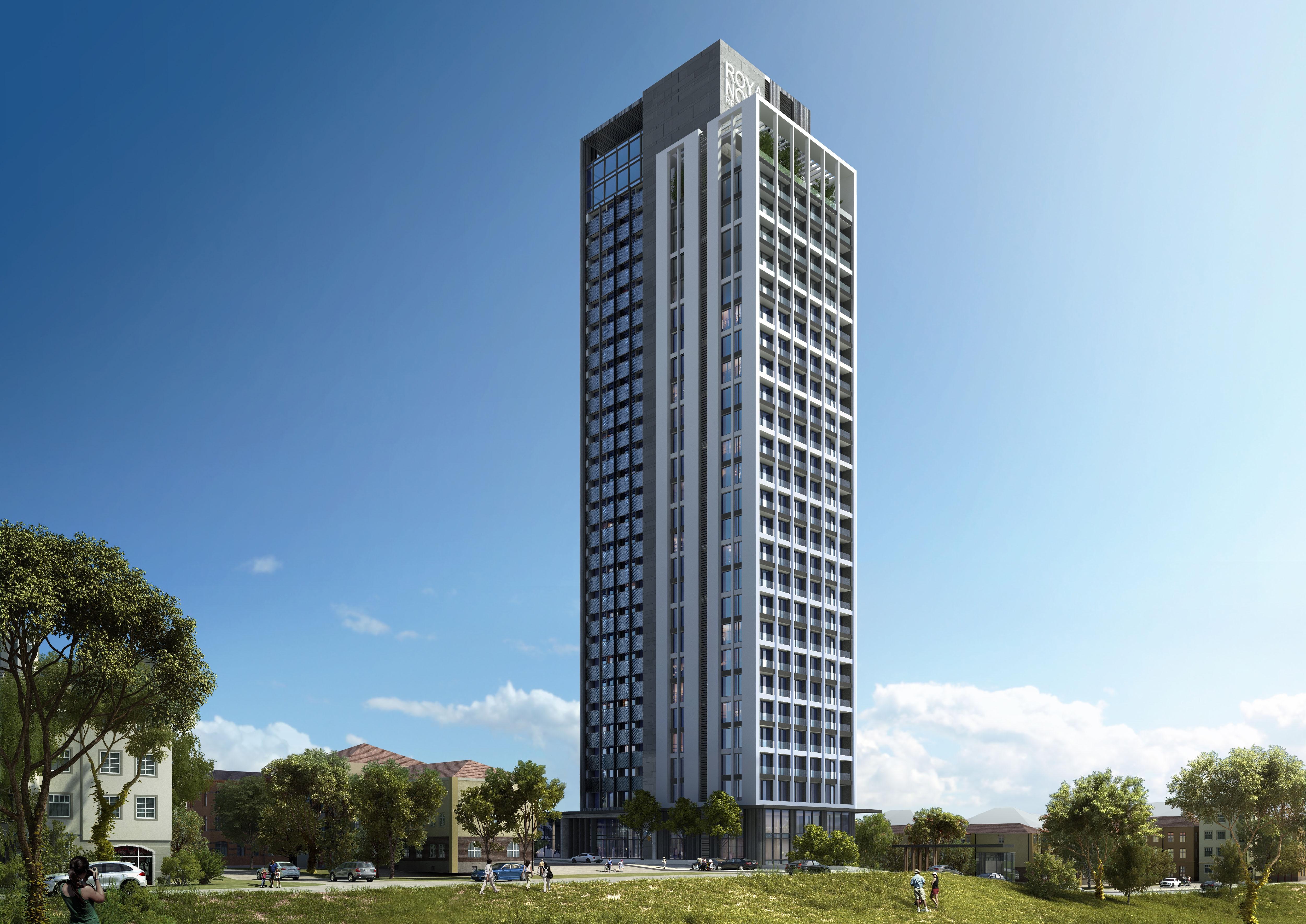 Roya Nova'yı, TAGO Architects tasarladı!