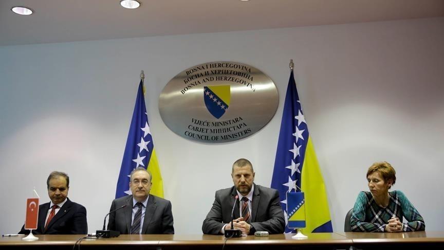 Saraybosna-Belgrad Otoyol Projesi için ilk adım atıldı!