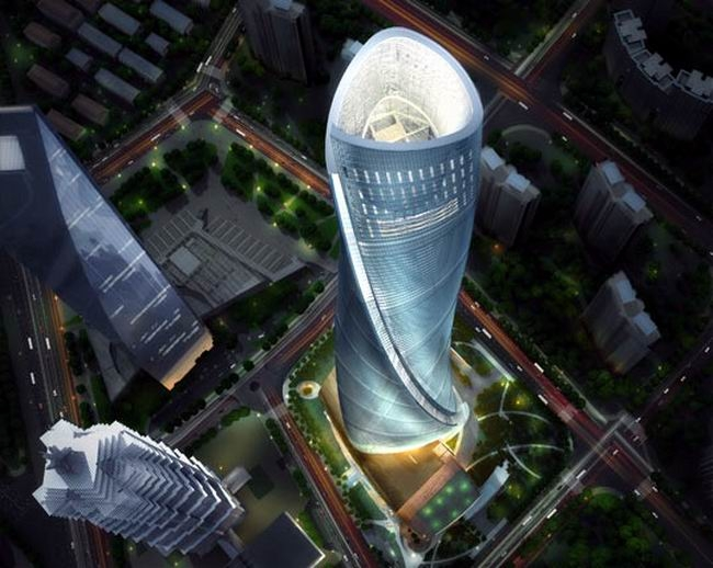 Shanghai Tower – Çin
