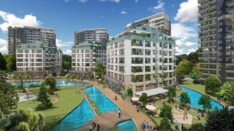Sinpaş Aqua City Bursa'da metrekaresi 2 bin 800 TL'ye!