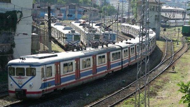 Sirkeci-Halkalı treninde test sürüşü başladı!
