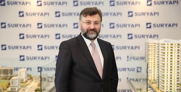 Sur Yapı Antalya Projesi ön talepte!