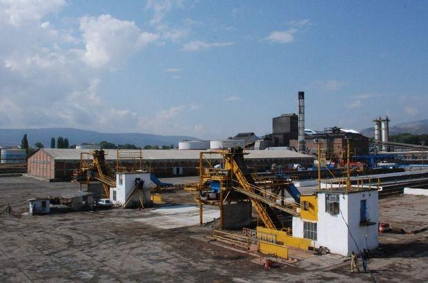 Tokat'taki şeker fabrikaları 1 yıllığına kiralanıyor!