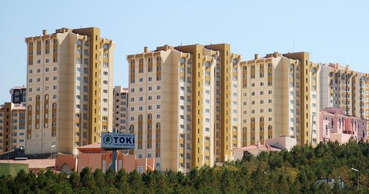 TOKİ 29 ilde 164 iş yeri ile 53 konutu satıyor!
