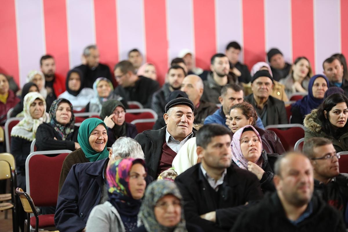 TOKİ Afyonkarahisar Dinar'da 60 konutun kurası çekildi!