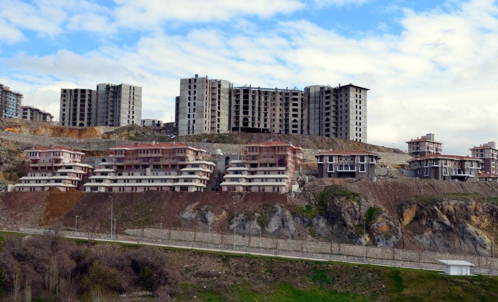 TOKİ Ankara Kuzey Kent Girişi Evleri teslim edildi!
