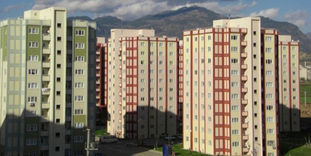 TOKİ Erzincan 138 konut ihalesi bugün!