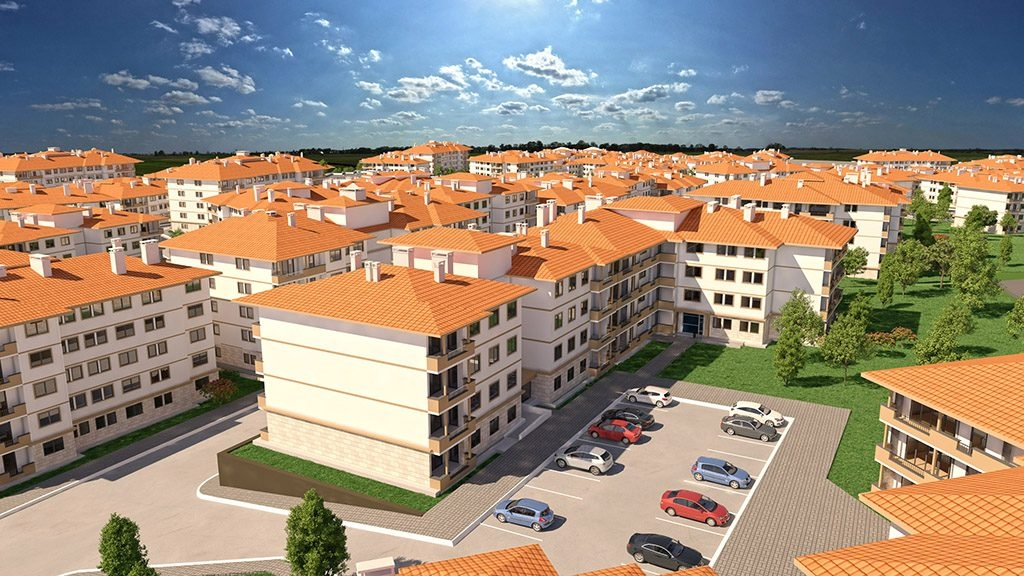 TOKİ Gaziantep Kuzeyşehir 2. Etap başvuruları başladı!