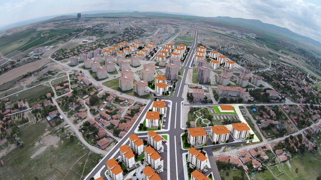 TOKİ Kırşehir Merkez Kayabaşı'nda sözleşmeler imzalandı!