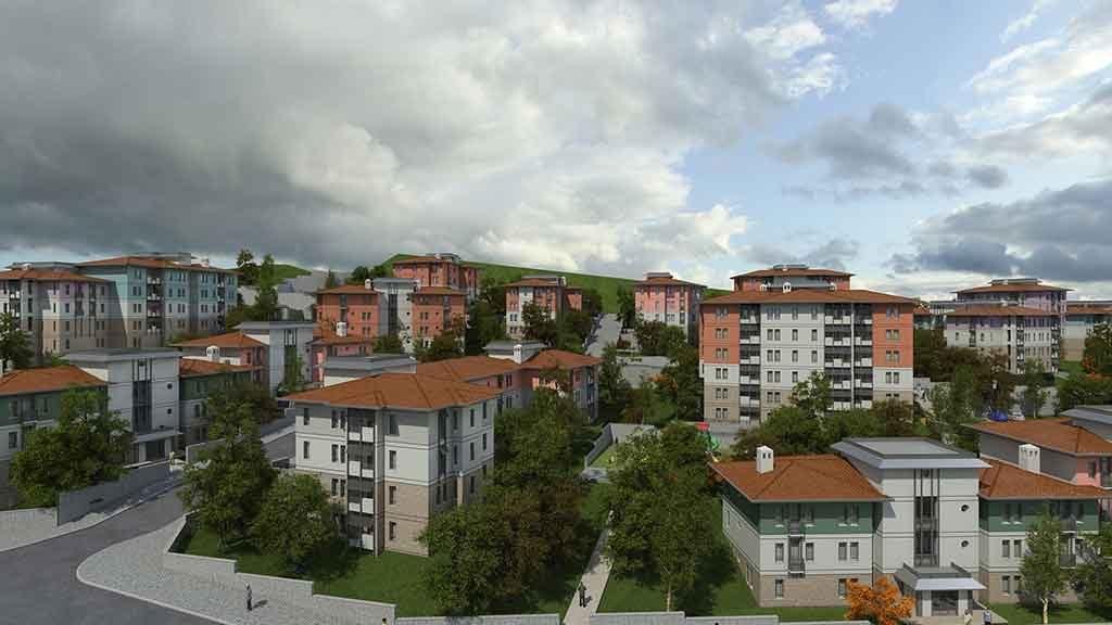 TOKİ Manisa Yunusemre 1.500 daire başvuruları başladı!