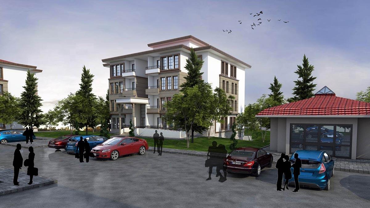 TOKİ Uşak Ulubey sözleşmeleri imzalandı!