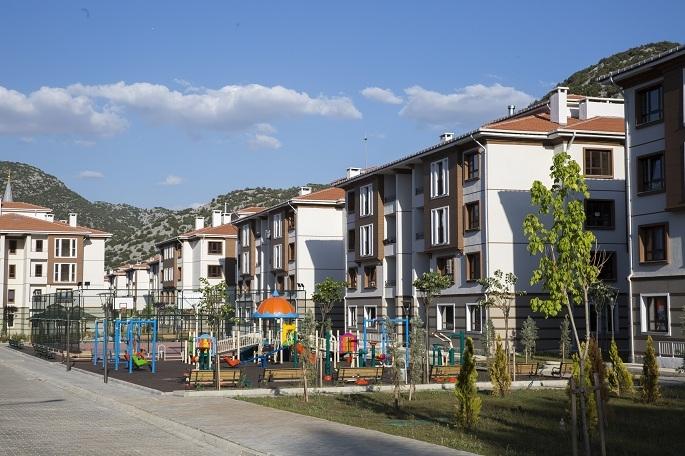 TOKİ'den 5 bin lira peşinatla ev sahibi olma fırsatı!