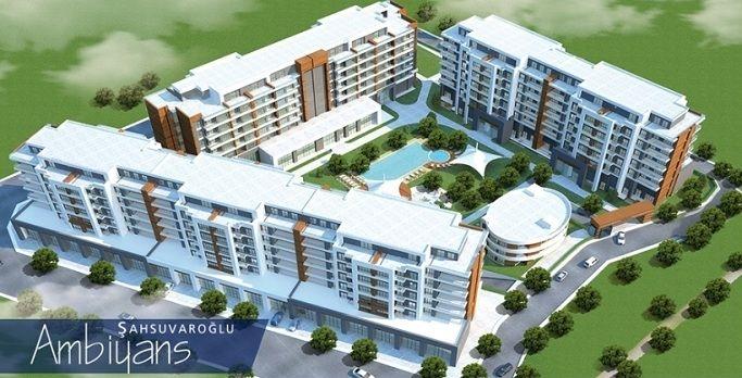 Tuzla Şahsuvaroğlu Ambiyans'ta fiyatlar 500 bin TL'den başlıyor!