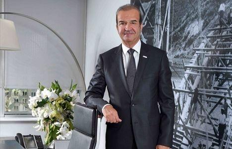 Uğur Koyunoğlu, STFA İnşaat Grup Başkanı oldu!