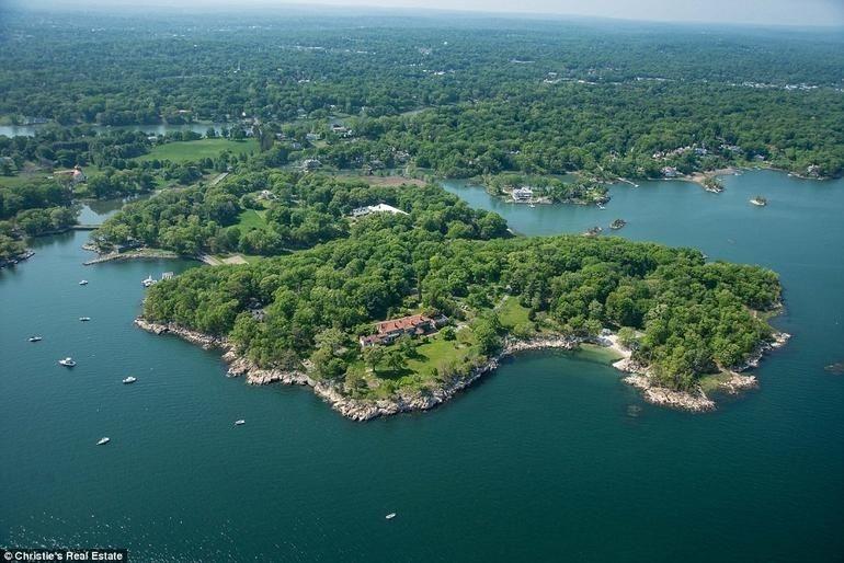 William Ziegler'in adası 125 milyon dolardan alıcısını bekliyor!