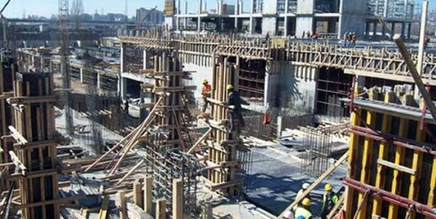 Yapı ruhsatı verilen bina sayısı yüzde 15 azaldı!