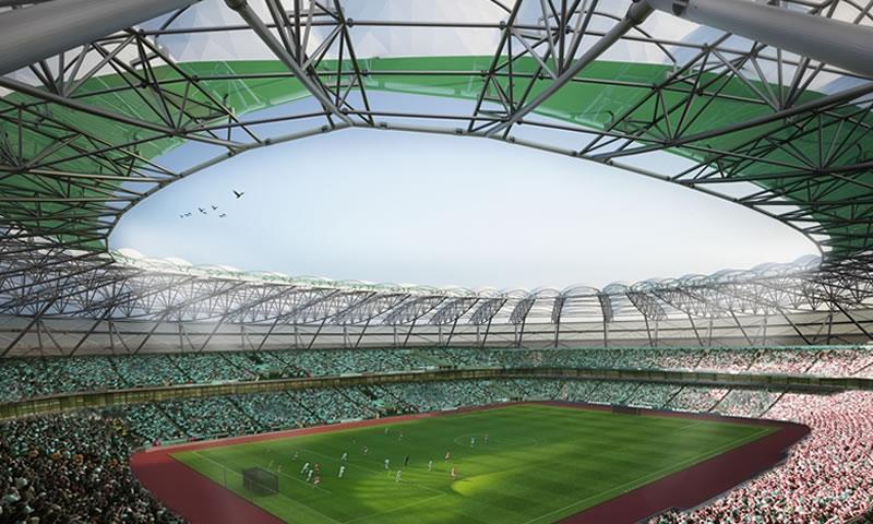 Yeni Sakarya Stadı 27 Eylül'de açılıyor!