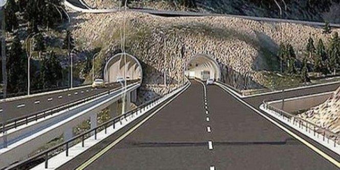 Yeni Zigana Tüneli ile 1,5 saatlik yola 40 dakikada gidilecek!