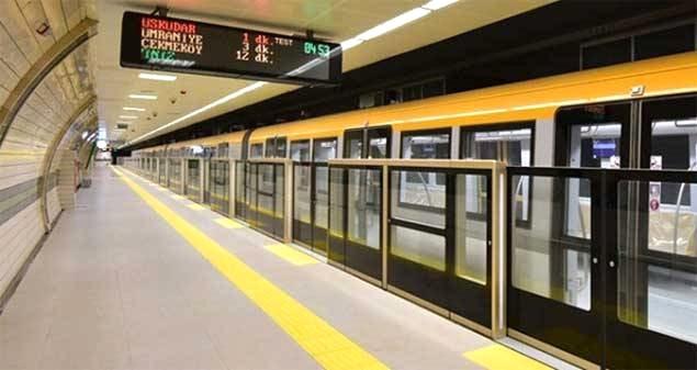 Yenikapı-Halkalı Metrosu sürücüsüz olacak!