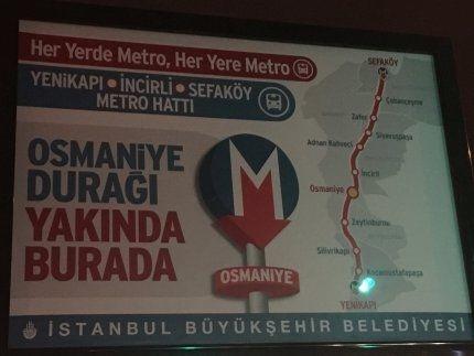 Yenikapı-İncirli-Sefaköy Metro Hattı için düğmeye basıldı!