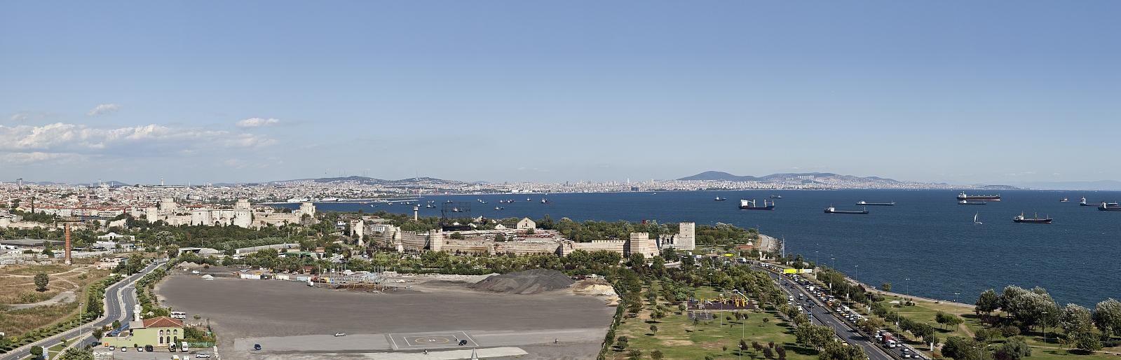 Zeytinburnu İstanbul'un en değerli 4. ilçesi oldu!