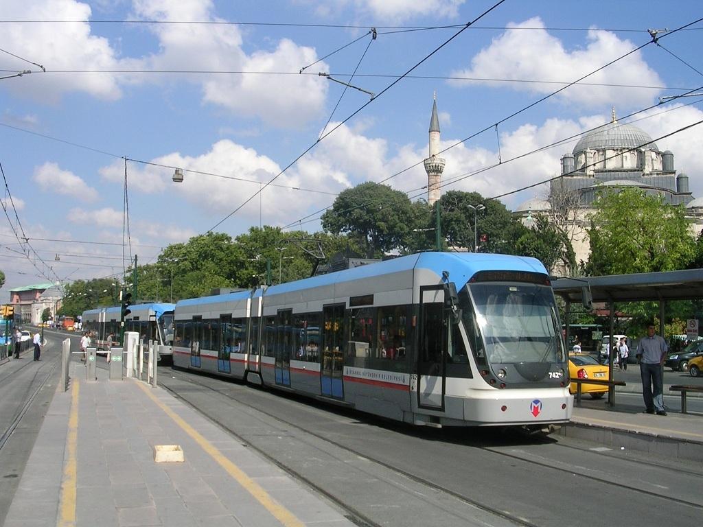 Zeytinburnu Tramvayı yer altına iniyor!