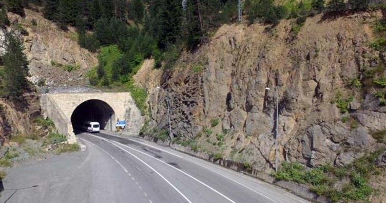 Zigana Tüneli 2019'da açılacak!