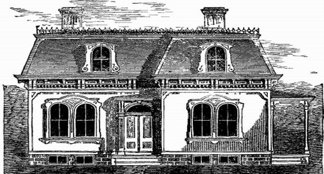 Mansard – Mansart çatı